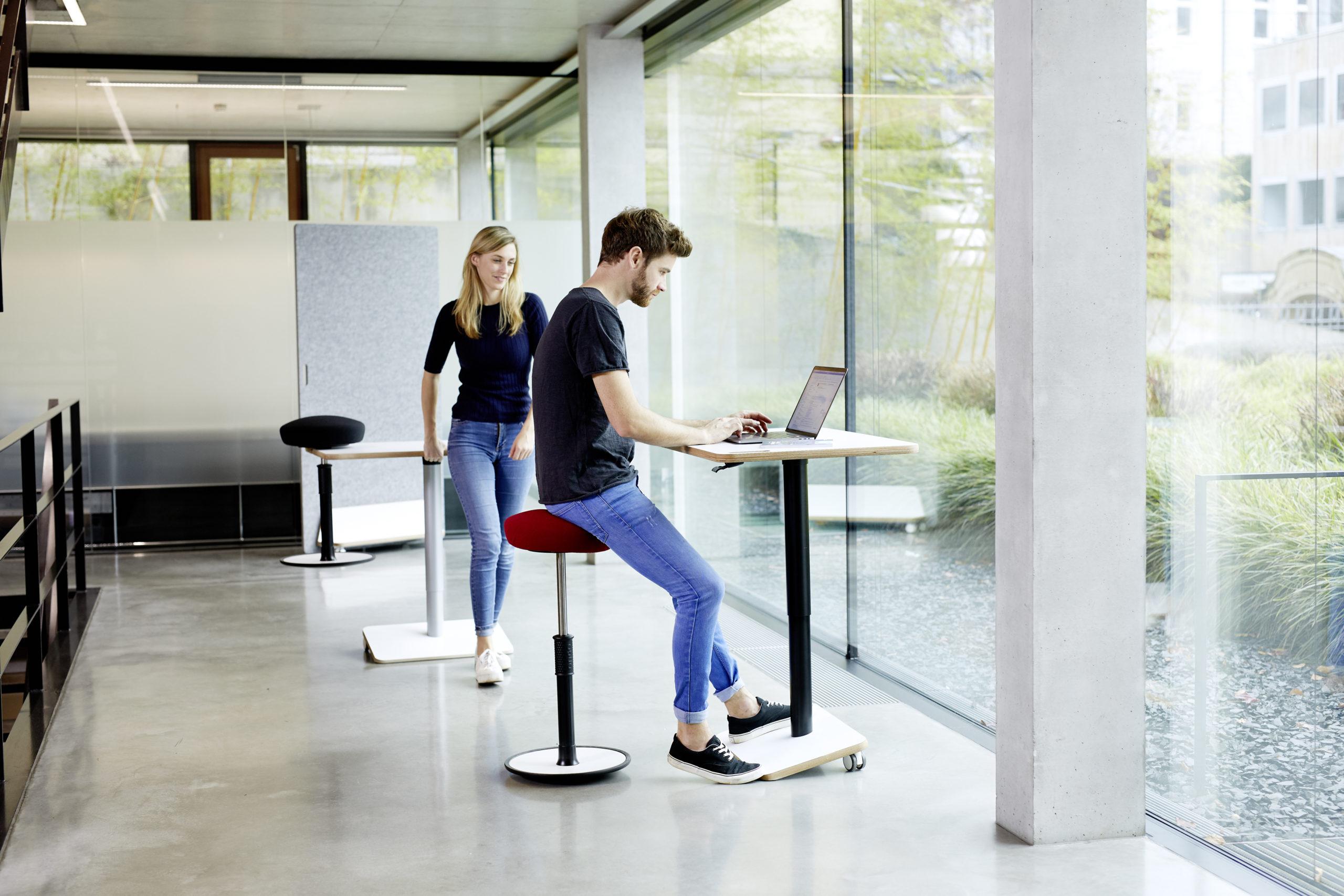 Mobilier de bureau ergonomique
