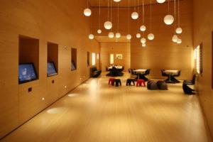 Parklex bambou Musée Guggenheim Bilbao